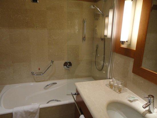 Starhotels Metropole: Toilet