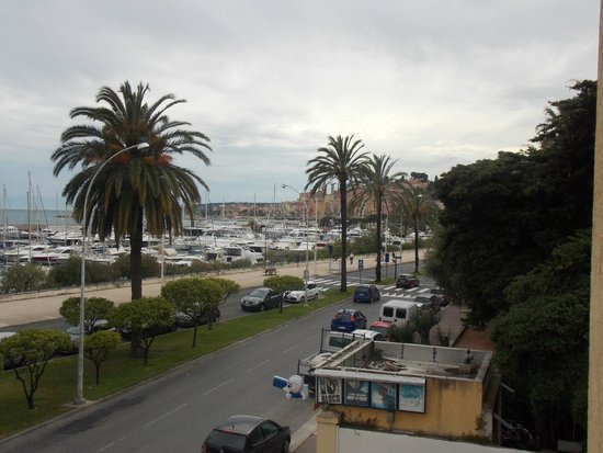 Ibis Budget Menton: View from room