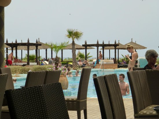 """Hotel Riu Touareg : Piscine """"adult only"""""""