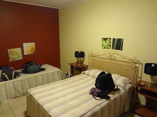 Hotel Don Agucho: Bedroom