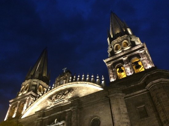 Catedral: Dos