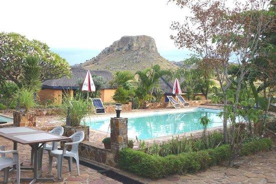 Hotel Isalo Ranch : Isalo Ranch, Ranohira