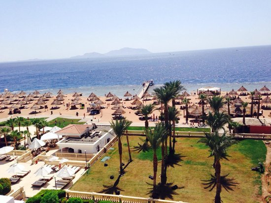 Sheraton Sharm Hotel, Resort, Villas & Spa: Beautiful