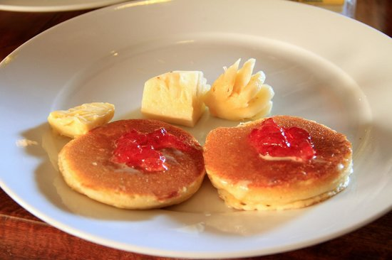 Kuta Town House Apartments : My favourite - pancakes