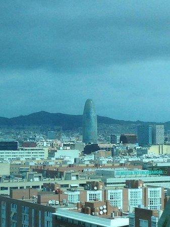 Hotel Arts Barcelona: Room View 2