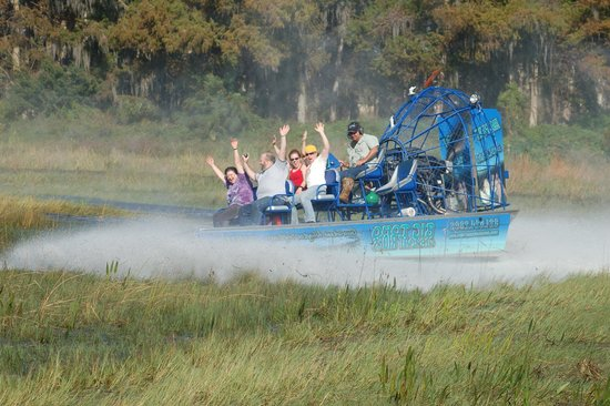 BJ'S Airboat Adventures
