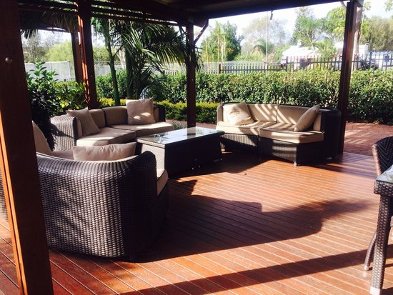 Gold Coast Holiday Park & Motel: Time to relax