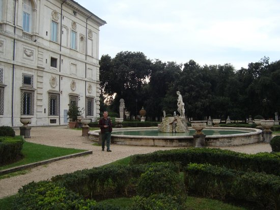 Villa Borghèse : вилла боргезе