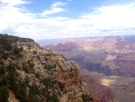 Grand Canyon South Rim: Mathers Point
