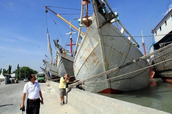 Sunda Kelapa Harbour : Daya tarik