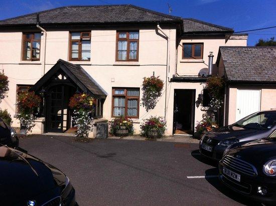 Exmoor White Horse Inn: Room 32 ground floor