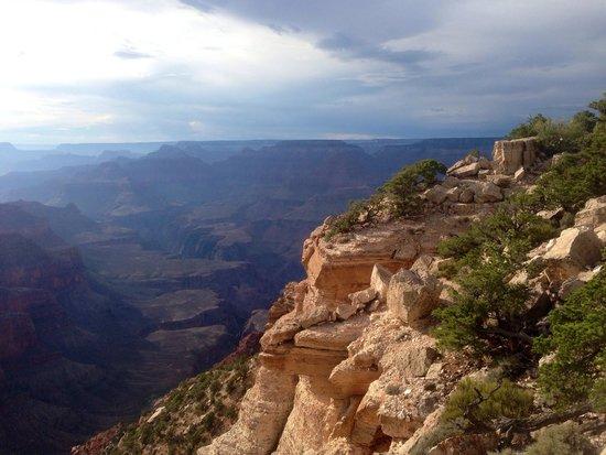 Grand Canyon South Rim: Yaki point
