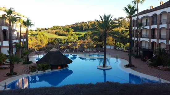 La Cala Resort: View from our hotel room