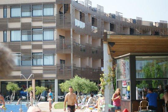 Ohtels Les Oliveres: Hotel