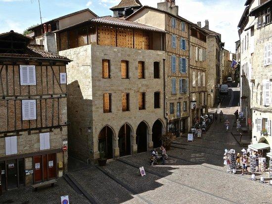 Centre Ville Figeac