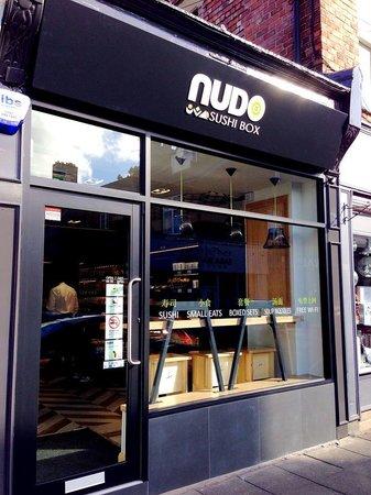 Nudo Sushi Box - Jesmond