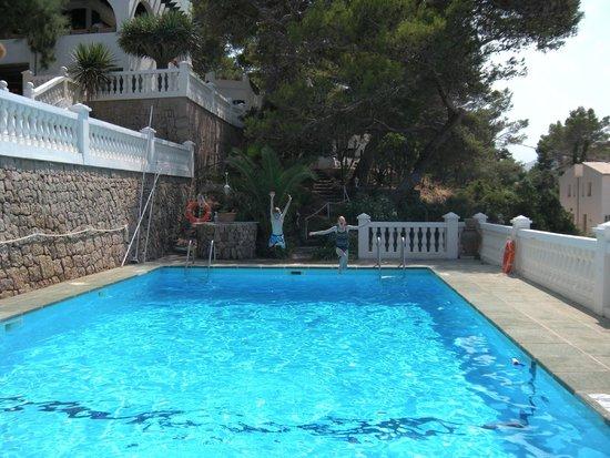 Hostal Los Pinos: pool