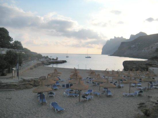 Hostal Los Pinos: beach