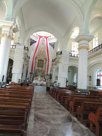 Old Vallarta: beautiful church