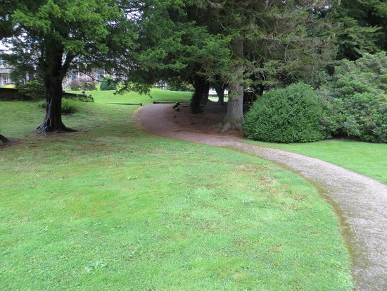 Macdonald Leeming House, Ullswater: Garden