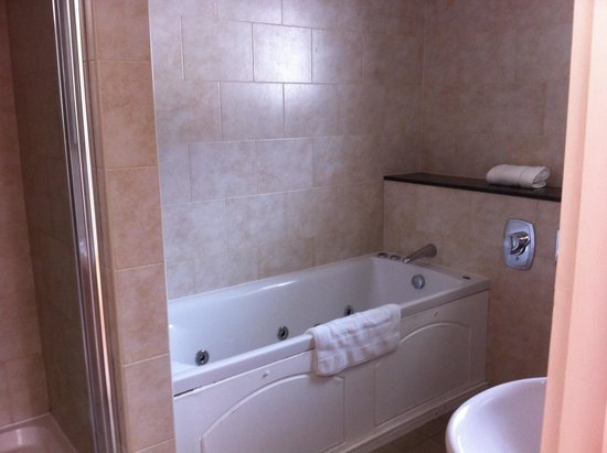 Best Western Plus Oaklands Hotel: Lodge bathroom