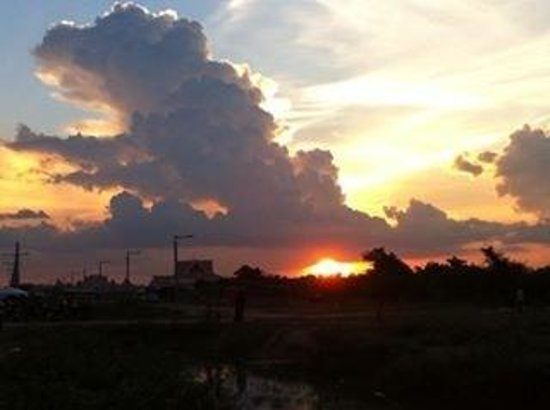 David Angkor Guide - Private Tours: Clouds like lion