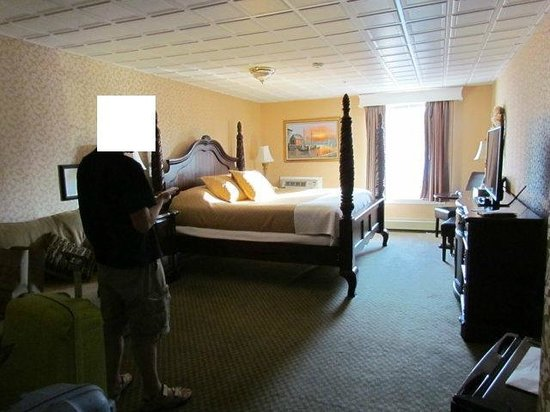 King's Port Inn: chambre
