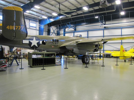 Liberty Aviation Museum: B25