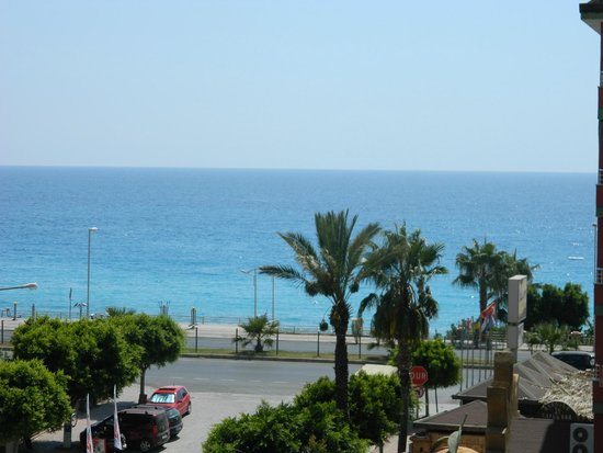 Sonas Alpina Hotel: Вид из номера