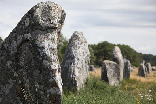 Megaliths of Carnac : Hoe kwamen ze er?