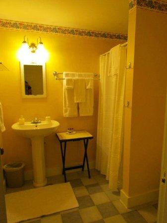 Coach Stop Inn Bed and Breakfast: salle de bain