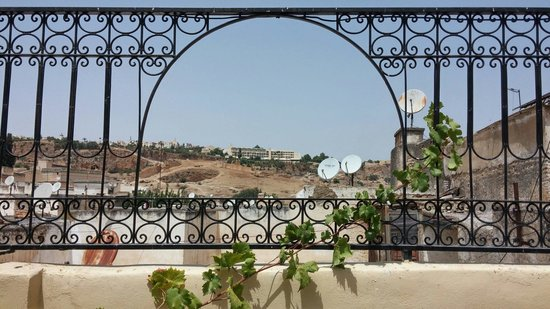 Riyad Al Atik: Terrazza panoramica
