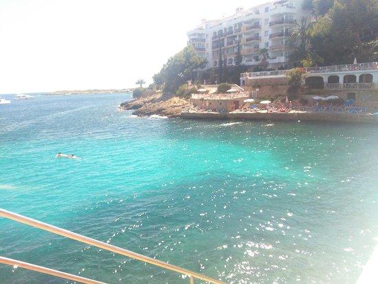 Europe Playa Marina: Greeting