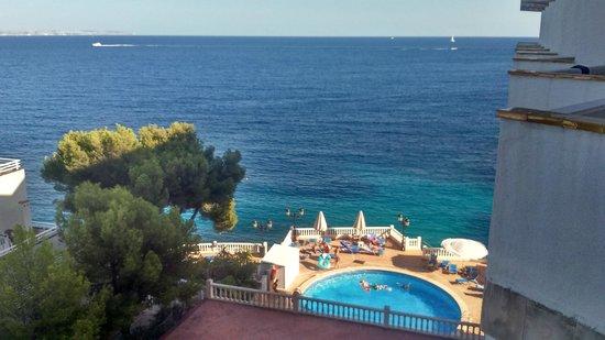 Europe Playa Marina: relaxing