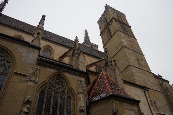 St. Jacob's Church (St. Jakobskirche): 外観