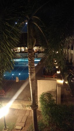 Deevana Patong Resort & Spa: Balcony view