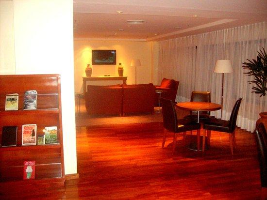Meliá Iguazú: Sala de estar....sillones comodisimos