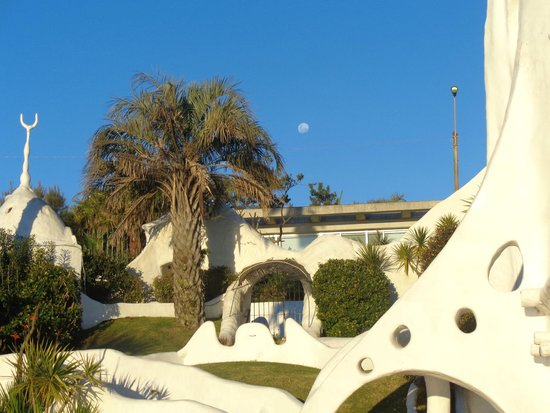 Museo – Taller de Casapueblo: Vista