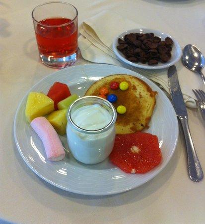 SANA Lisboa Hotel : petit dejeuné coté sucré