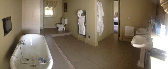 Bishopstrow House: Weymouth Bathroom