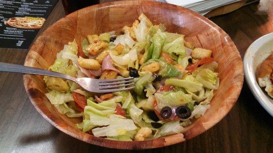 Antwerp, OH: antipasto salad