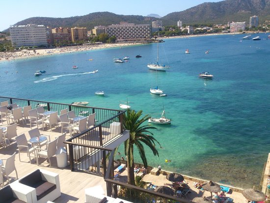 Alua Hawaii Mallorca & Suites (ex Intertur): view from reception