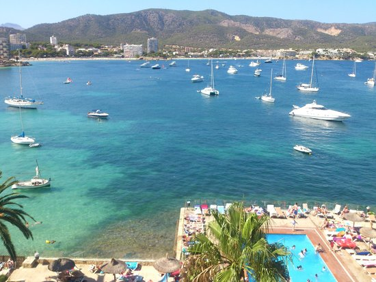 Intertur Hotel Hawaii Mallorca & Suites: fROM RECEPTION