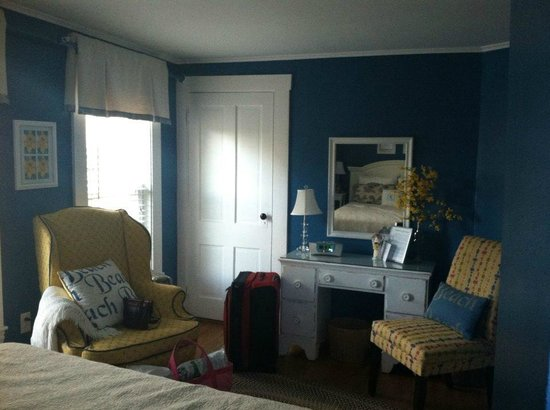 16 Beach Street Bed and Breakfast: Jenny Holden Room