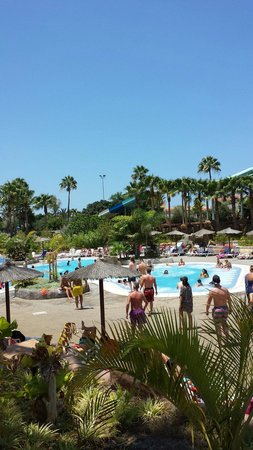 Aqualand Costa Adeje : Jacuzzi spa