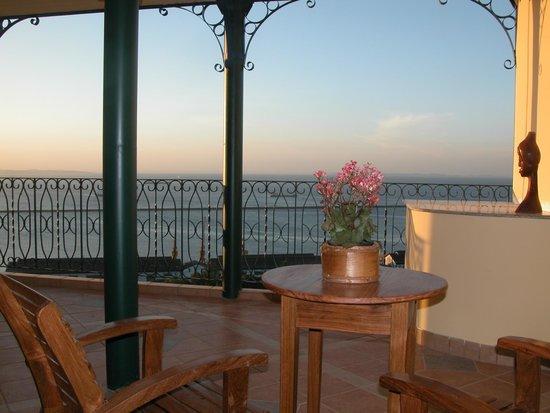 Pousada do Pilar: Suíte Luxo Vista Baía