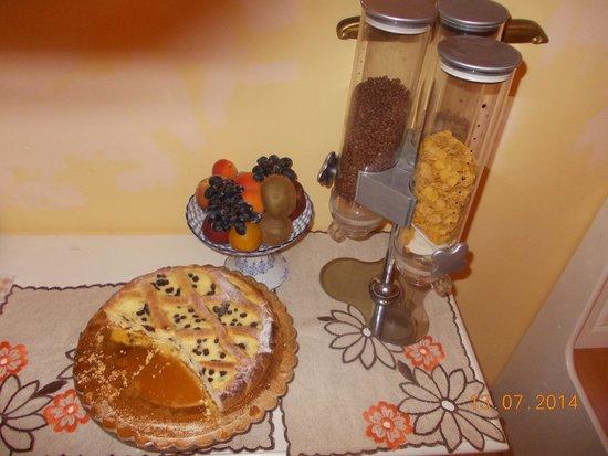 Casa di Pam: una torta tra le tante