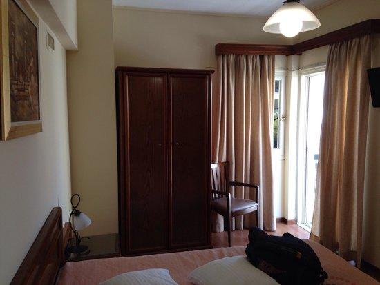Omiros Hotel : Hotel omiros