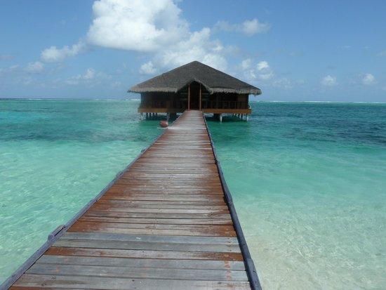 Medhufushi Island Resort: The spa