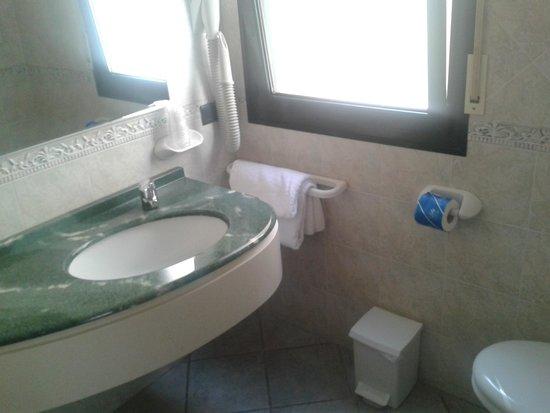 Hotel Residence Villa Mare: Bagno
